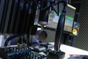 Podcast Produktion von Claudius Mach